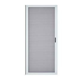 ReliaBilt White Aluminum Sliding Screen Door (Common: 36-.