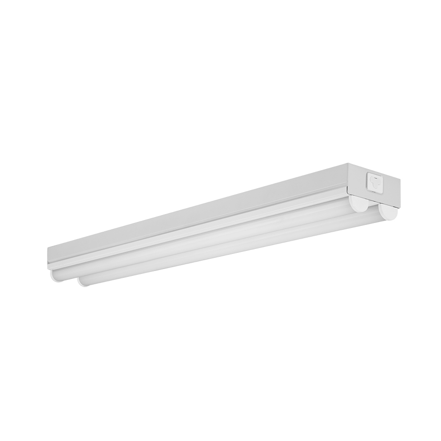 Lowes Lighting Led: Shop Utilitech Pro Strip (Common: 2-ft; Actual: 2-ft) At