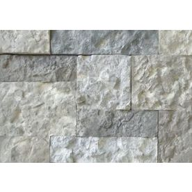 Shop Airstone 8 Sq Ft Spring Creek Faux Stone Veneer At