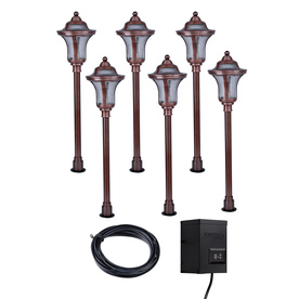 851776002473 Upc Portfolio 6 Light Copper Low Voltage