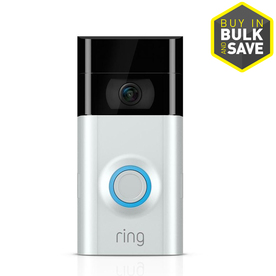 Ring Video Doorbell 2 Satin Nickel Or Venetian Wireless Doorbell 8Vr1s7-0En0