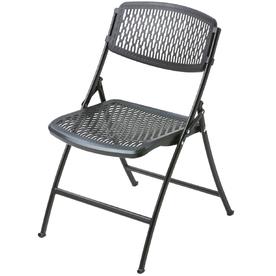 Super Hdx Flex Folding Chair Hdx Black Plastic Seat Foldable Inzonedesignstudio Interior Chair Design Inzonedesignstudiocom
