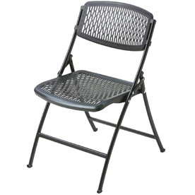 Super Hdx Flex Folding Chair Hdx Black Plastic Seat Foldable Creativecarmelina Interior Chair Design Creativecarmelinacom