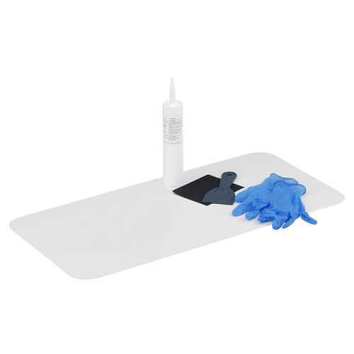 NuTub White Bathtub Inlay Kit INLAY-WT-1432-1