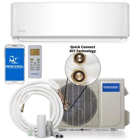 Shop ductless mini splits at lowes display product reviews for do it yourself 18000 btu 750 sq ft single ductless solutioingenieria Gallery
