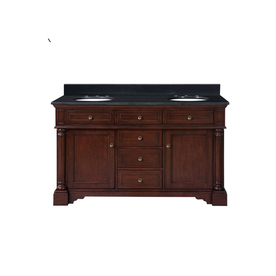Display Product Reviews For Auburn Double Sink Bathroom Vanity With Top