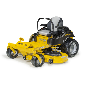 RAPTOR SD 26-HP V-twin Dual Hydrostatic 60-in Zero-turn Lawn Mower with Mulching Capability (Kit Sold Separately) - Hustler 934778