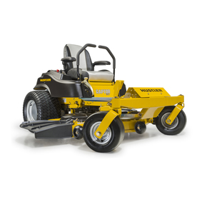Raptor SD 26-HP V-twin Dual Hydrostatic 60-in Zero-turn Lawn Mower with Mulching Capability (Kit Sold Separately) - Hustler 935916