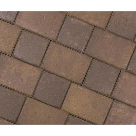what type of tiles are best for bathrooms shop castlelite mojave blend cobble concrete paver common 26473