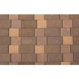 what type of tiles are best for bathrooms shop castlelite mojave blend square concrete paver common 26473