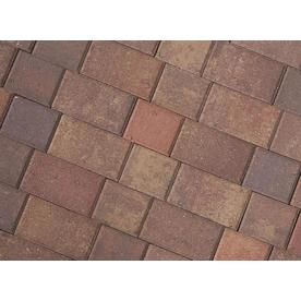 what type of tiles are best for bathrooms shop castlelite sonoma blend rectangle concrete paver 26473