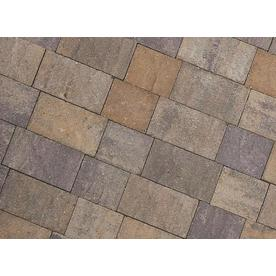 what type of tiles are best for bathrooms shop castlelite tahoe blend square concrete paver common 26473
