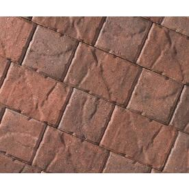what type of tiles are best for bathrooms shop castlelite napa blend square concrete paver common 26473