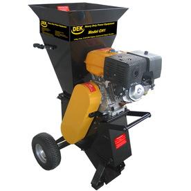 Dek Heavy Duty 420Cc Chromium Gas Wood Chipper Ch1m15