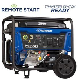Display Product Reviews For Wgen 7500 Running Watt Portable Generator With Westinghouse Engine