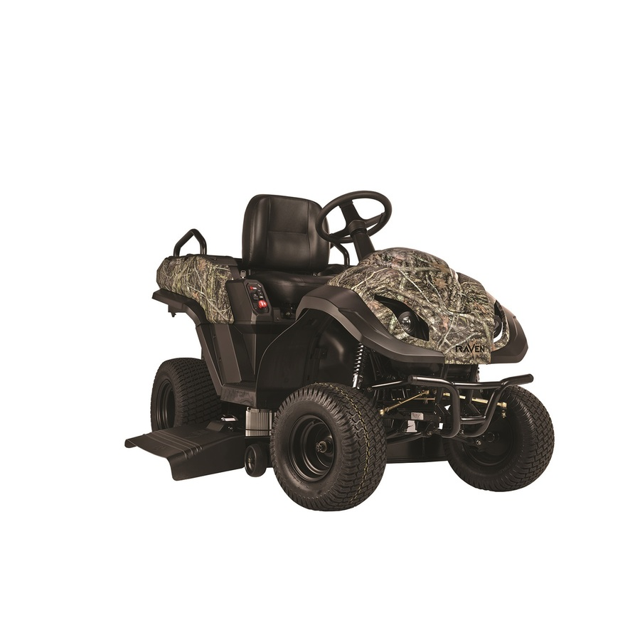 Raven 46 In Hybrid Riding Lawn Mower Mower 7100 Watt