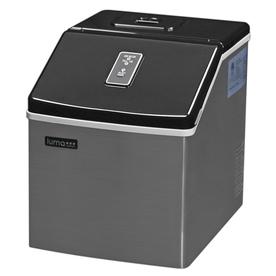 Luma Comfort 28-Lb Portable Ice Maker (Stainless Steel An...