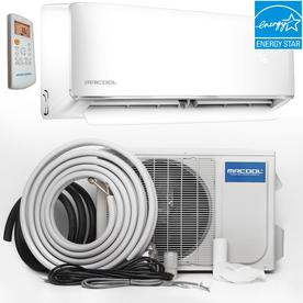 Ductless Mini Splits at Lowes com