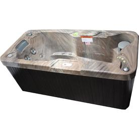 Home And Garden 2-Person Oval Hot Tub Lpi13can