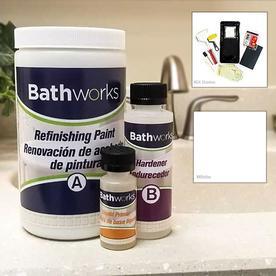 Bathworks 20-Fl Oz White Tub And Tile Repair Bwk-01