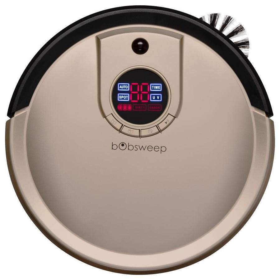 bObsweep Standard Robotic Vacuum Cleaner and Mop - Champagne