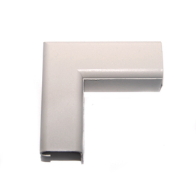 Shop 0 75 In X 2 5 In Ivory Smooth J Channel Vinyl Siding