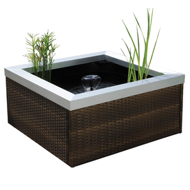 shop smartpond patio pond kit at
