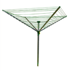 Display Product Reviews For 40 Tier Mixed Material Umbrella Clothesline