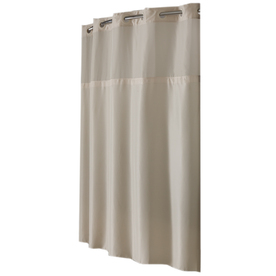 Good Display Product Reviews For Polyester Solid Stone Solid Shower Curtain