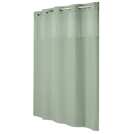 Focus Electrics HK Shower Curtain Sage Green