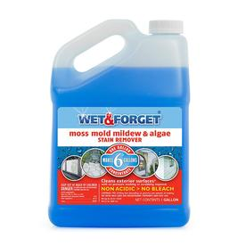 Wet & Forget Moss Mold & Mildew Stain Remover 1 Gallon