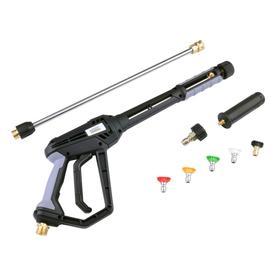 Shop Blue Hawk Pressure Washer Gun Kit At Lowes Com