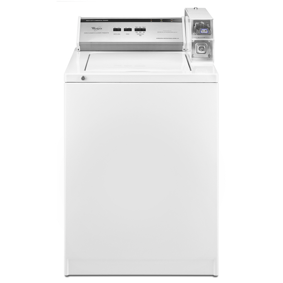 Shop Whirlpool 3 2 Cu Ft Coin Operated Top Load High