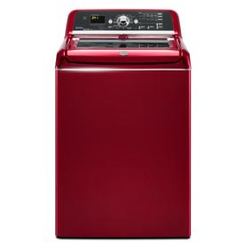 Shop Maytag 5 Cu Ft Top Load Washer Color Crimson Red