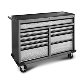 GLADIATOR 38.78-In X 51.97-In 10-Drawer Ball-Bearing Stee...