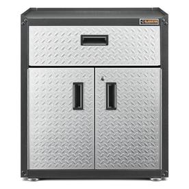 Black metal storage cabinet Large Heavy Duty Storage Display Product Reviews For Readytoassemble 34 Door Wall Gearbox 28 Picmentco Garage Cabinets At Lowescom