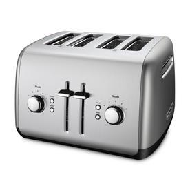 KitchenAid 4-Slice Metal Toaster Kmt4115cu