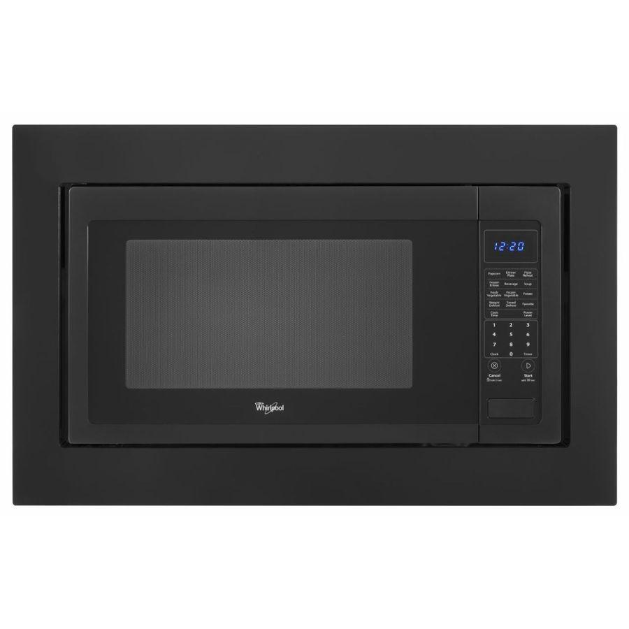 Shop Whirlpool Microwave Trim Kit At Lowes Com