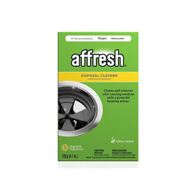 Affresh 3-Count Citrus Garbage Disposal Cleaner W10509526