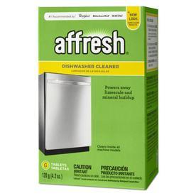 Affresh 6-Pack 4.2-Oz Dishwasher Cleaner Tablets W10549851