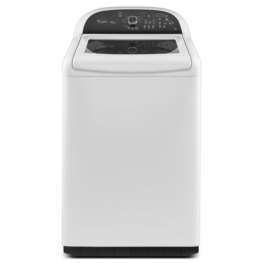 Shop Whirlpool Cabrio 4 8 Cu Ft High Efficiency Top Load