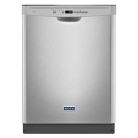 Maytag 50-Decibel Built-In Dishwasher With Hard Food Disp...