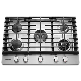 Display Product Reviews For 30 In 5 Burner Stainless Steel Gas Cooktop Common