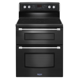 Maytag Gemini 30-In Smooth Surface 5-Element 4.2-Cu Ft/2....