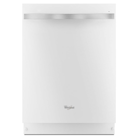 Whirlpool Gold 51-Decibel Built-In Dishwasher (White Ice)...