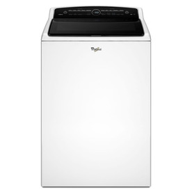 Whirlpool 5.3-cu ft High-Efficiency Top-Load Washer (White) ENERGY STAR - While Supplies Last WTW8040DW