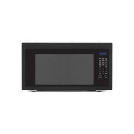 Whirlpool 2.2-Cu Ft 1200-Watt Countertop Microwave (Black...
