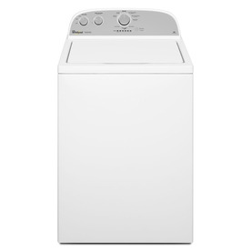 Whirlpool 3.5-Cu Ft High-Efficiency Top-Load Washer (Whit...