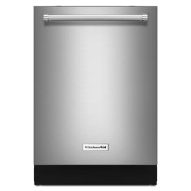 KitchenAid 44-Decibel Built-In Dishwasher  (Stainless Ste...