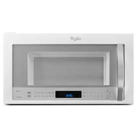 Whirlpool 1.9-Cu Ft Over-The-Range Convection Microwave W...